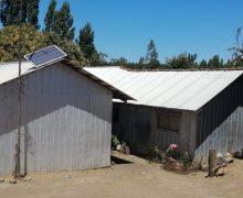 Comenzaron las obras para dotar de energía eléctrica al sector Los Álamos