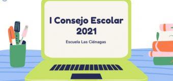 Comunidad educativa de Las Ciénagas conoció avances del primer trimestre