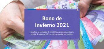 Detalles del Bono de Invierno del Gobierno para las pensionadas y pensionados