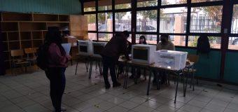 Así se desarrollaron las Elecciones Municipales 2021 en Laja