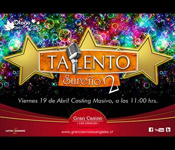 CASTING MASIVO TALENTO SUREÑO II LOS ÁNGELES