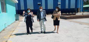 Inauguran obras de Conservación en Escuela José Abelardo Núñez