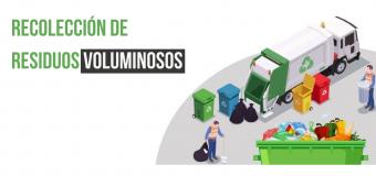 Nueva fecha de recolección de residuos voluminosos en Laja
