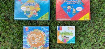 Chile Crece Contigo dispone de material educativo para niños de 1 a 4 años