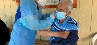Laja suma 13.746 vacunas administradas