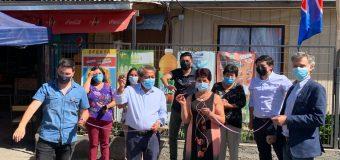 En Laja y Yumbel se inauguran proyectos en base a Energías Limpias